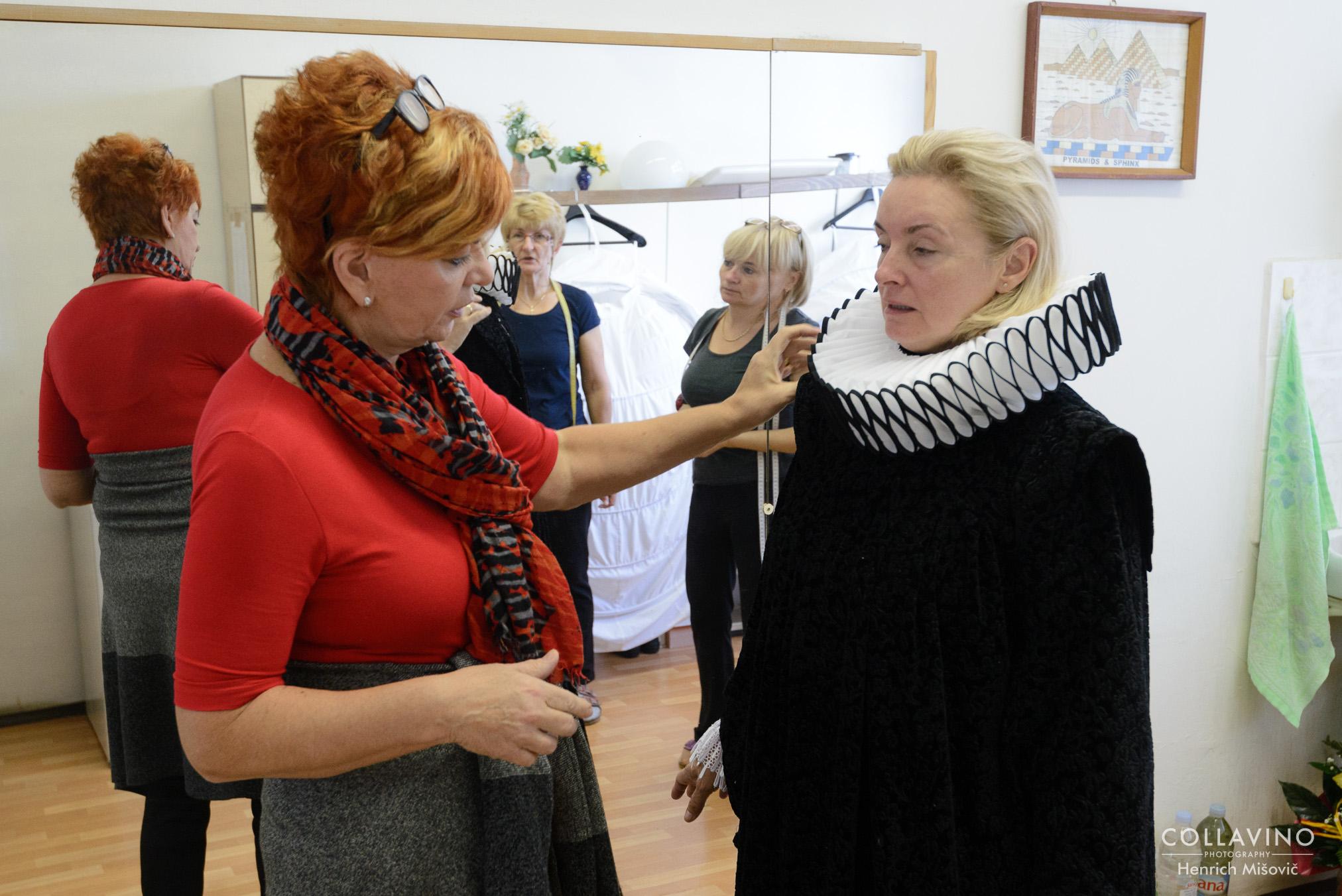 60da079e8ffae Na kostýmy pre Zaľúbeného Shakespeara sa po - Kam v meste | moja Nitra